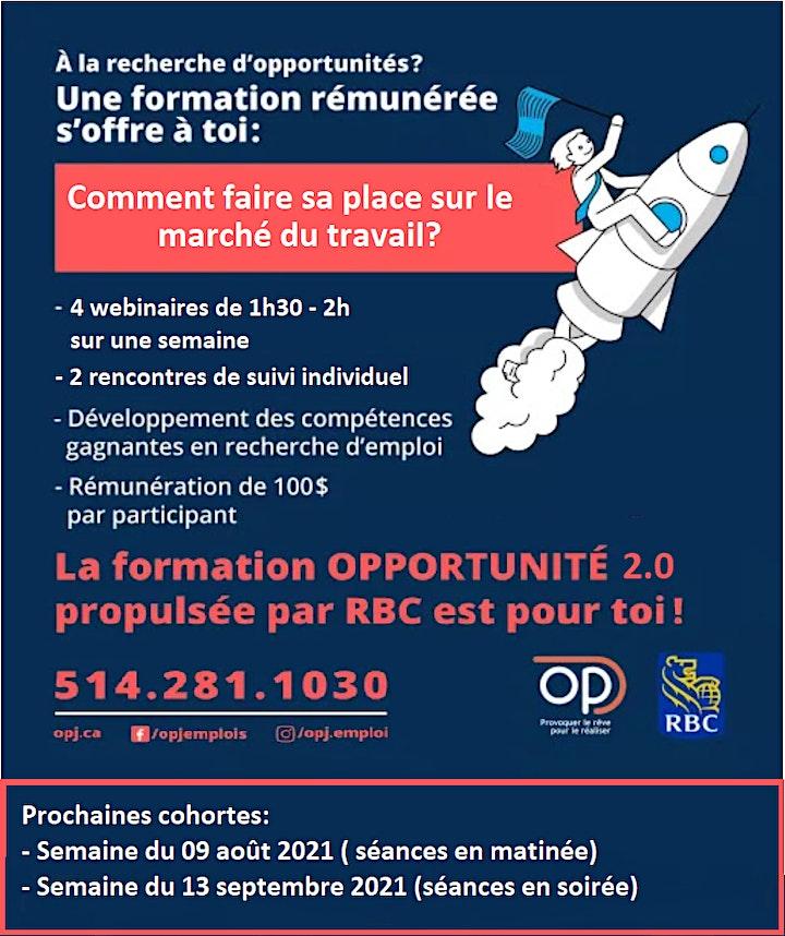 Image pour Opportunité 2.0
