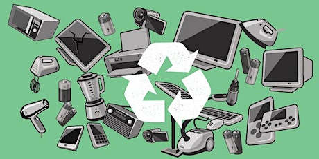 August 2021 Electronic Recycling Drop-off Event tickets