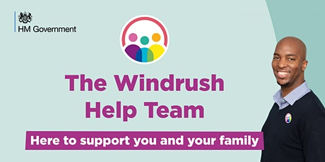 One to One Windrush Surgeries tickets