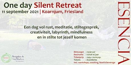 One day silent retreat | Esencia tickets