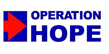 Operation Hope Entrepreneurial Training Program tickets