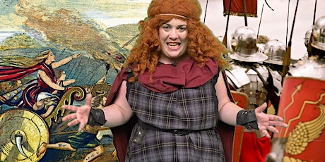 Boudicca - Drama Hour for Children in Welsh tickets