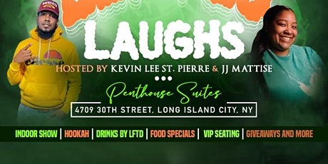 Lifted Laughs Comedy Show tickets