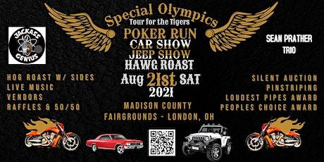Special Olympics Poker Run, Car & Jeep Show & Hawg Roast tickets