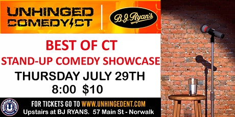 Unhinged Comedy presents: Best of CT Showcase tickets