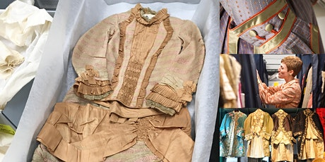 'Historic Clothing 101: An Insider's Guide to Fashion Preservation' Webinar tickets