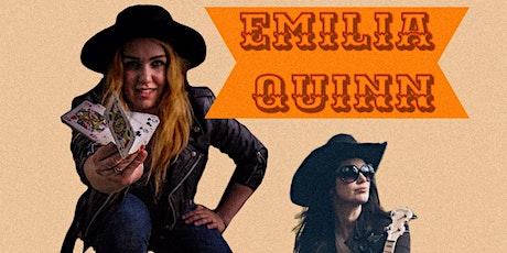 Emilia Quinn // Banjo Jen at The Underground, Bradford tickets