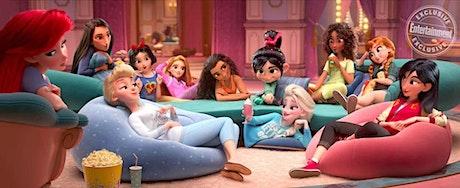 Princess Pajama Movie Night tickets