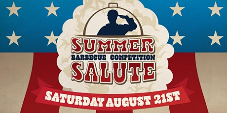 Summer Salute Barbecue Competition tickets
