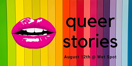 Queer Stories tickets