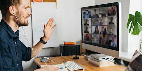 Managing Remote Teams Webinar Live Webinar tickets