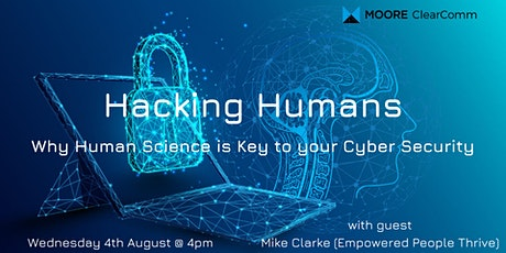 Hacking Humans tickets