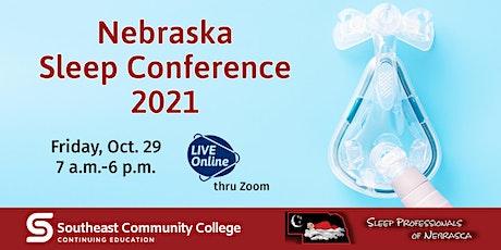 Sleep Conference 2021: Sponsorship tickets