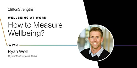 C2C: Wellbeing at Work - How to Measure Wellbeing? tickets