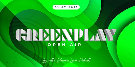 GREENPLAY Open Air 2 Tickets