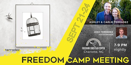 Freedom Camp Meeting 2021 tickets