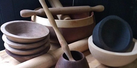 Kitchenalia: Woodworking Course tickets