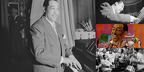'The Duke Ellington Songbook: Analyzing the Jazz Orchestra King' Webinar tickets