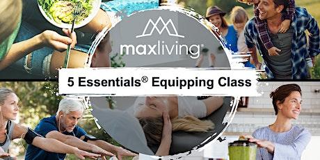 5 Essentials Class tickets