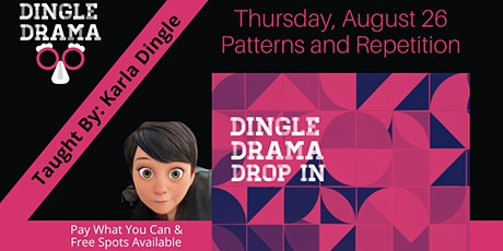 Dingle Drama Improv Drop In - Patterns & Repetition tickets