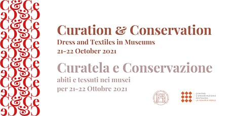 Curation and Conservation: Dress and Textiles in Museums biglietti