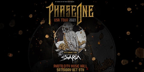 PhaseOne USA TOUR 2021 tickets
