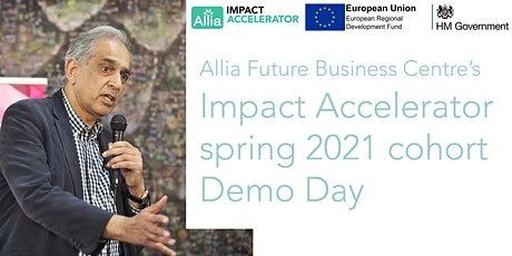 Impact Accelerator Spring 2021 Cohort - Demo Day tickets
