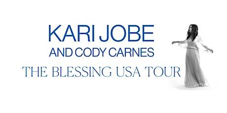 Kari Jobe - The Blessing USA Tour Volunteers - Charleston, SC tickets