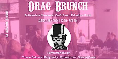 Drag Brunch Sunday tickets