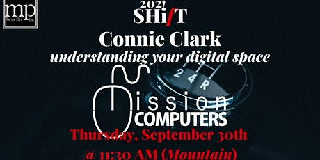 Tech Talk with Connie Clark | Mission Computers tickets