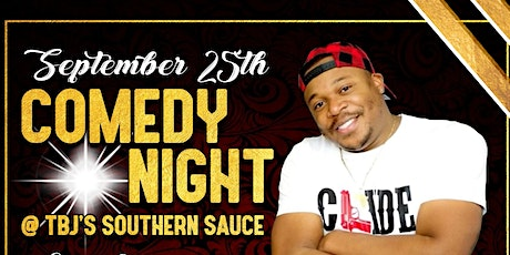 Comedy Night at TBJ's Southern Sauce tickets