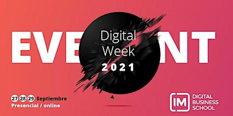 Event Digital Week 2021 entradas