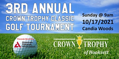 3rd Annual Crown Trophy Classic Golf Tournament tickets