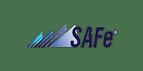 Leading SAFe / Certified SAFe Agilist [ONLINE] ingressos
