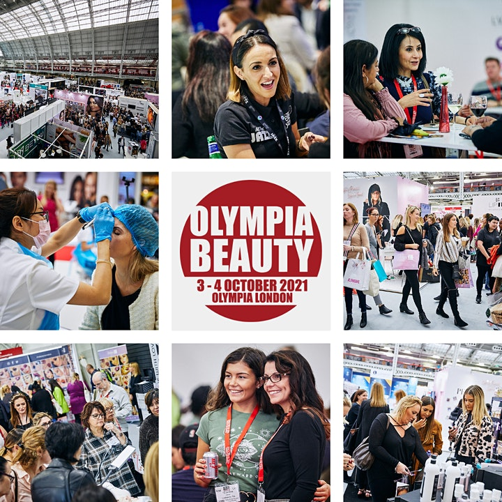 Olympia Beauty 2021 - more tickets available via our website image