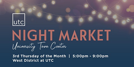 UTC Night Market tickets