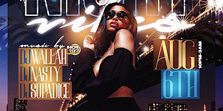 FRIDAY NIGHT VIBES: R & B EDITION tickets