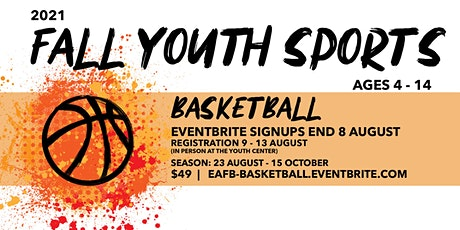EAFB - Youth Basketball tickets