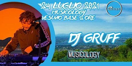 24/07-DJ GRUFF sul VESUVIO biglietti