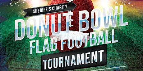 Donut Bowl - Flag Football Tournament tickets