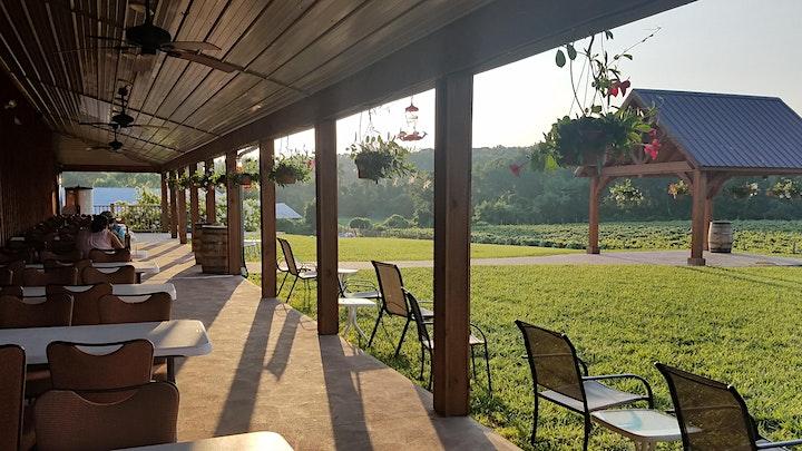 Under The Tuscan Sun: Dinner & Wine Tasting Fundraiser image