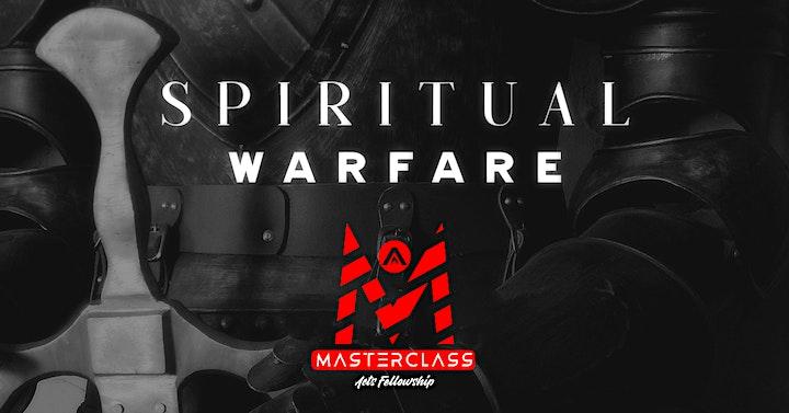 SPIRITUAL WARFARE MASTERCLASS image