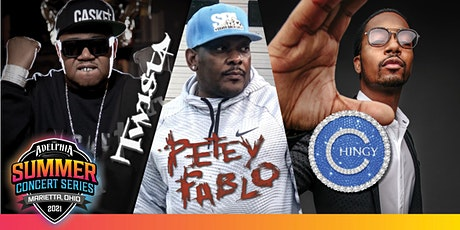 The Adelphia Summer Concert Series Presents: Twista, Petey Pablo & Chingy tickets