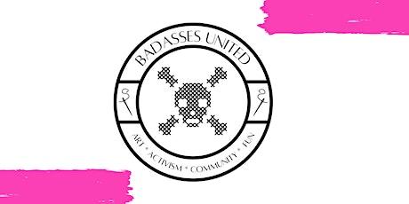 Badass Cross Stitch Stitch-Up / Minneapolis at Knit and Bolt tickets