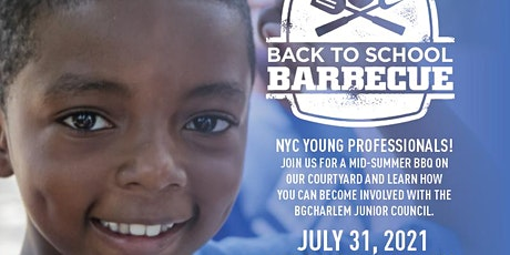 BGCHarlem Back to School Barbecue tickets