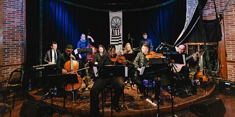 John Burke and the Superstratum Orchestra tickets