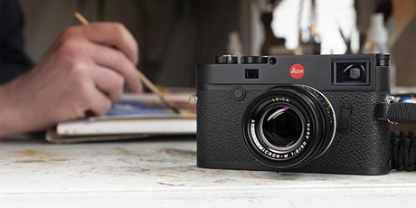 Leica Store Online | Test Drive the Leica M10-R for 48h Tickets