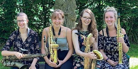 Wisteria Quartet at St Paul's Church tickets