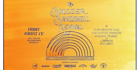 Boulder Bandshell Revival tickets