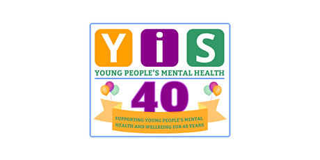 YiS Young People's Mental Health AGM & 40th Birthday (Online or In-Person) tickets